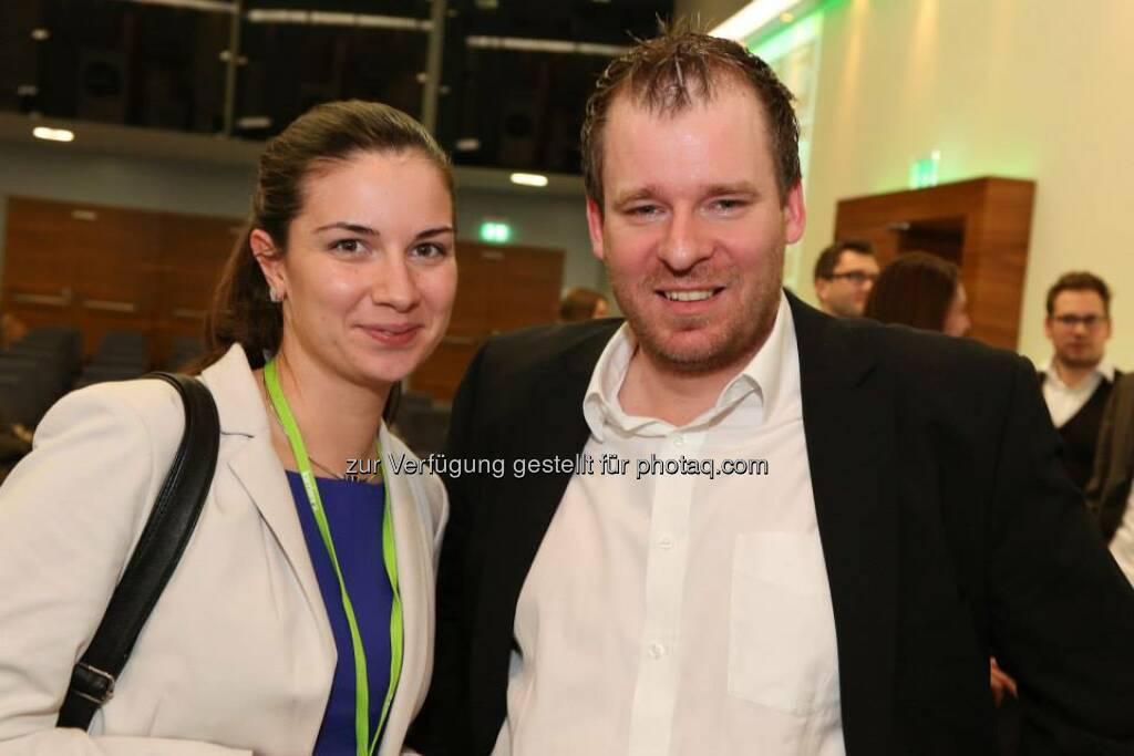 Rudi Fußi, Irina Obushtarova (Bild: Katharina Schiffl) (10.02.2014)