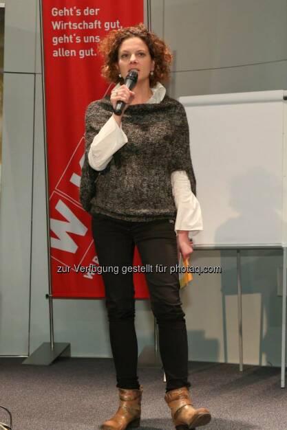 Sabine Hoffmann (Bild: Katharina Schiffl) (10.02.2014)