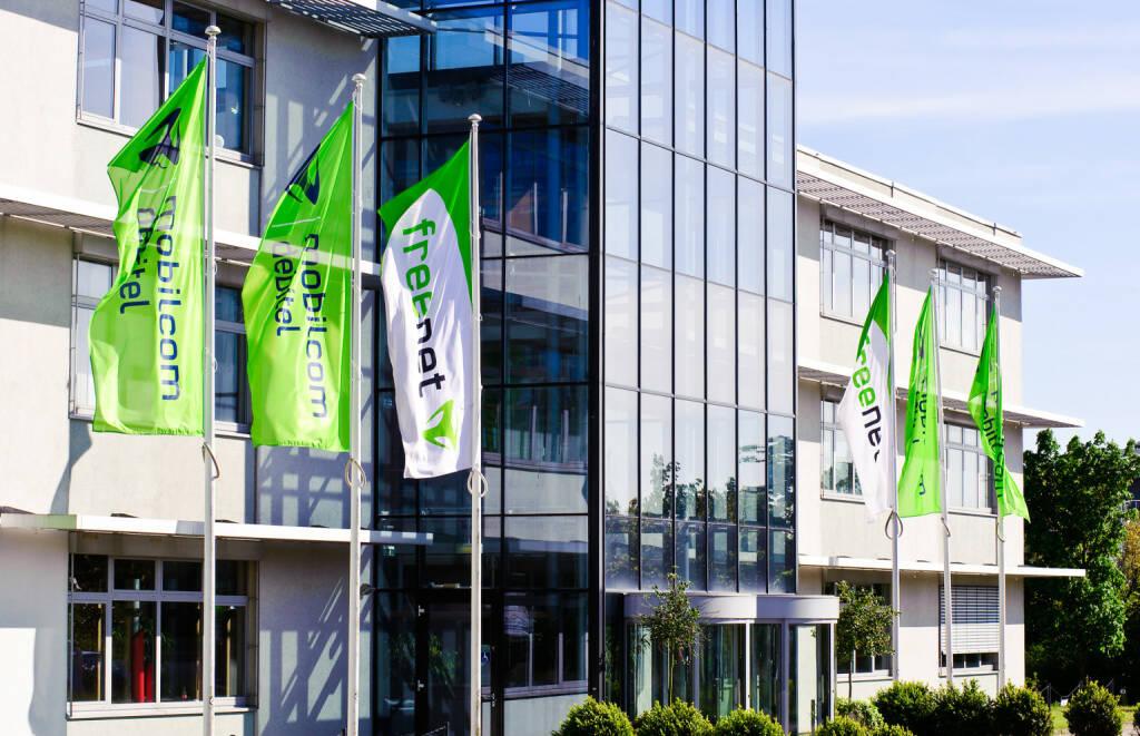 Firmensitz Büdelsdorf, freenet AG, © freenet AG (Homepage) (10.02.2014)