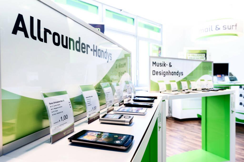 Allrounder-Handys im mobilcom-debitel Shop, freenet AG, © freenet AG (Homepage) (10.02.2014)