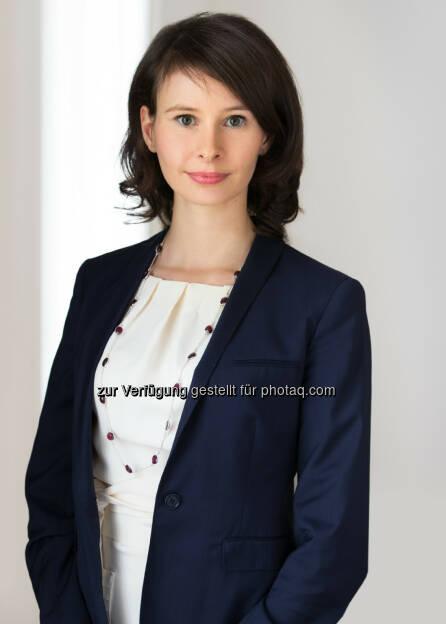 Anita Reiter-Pázmándy, BA (30) verstärkt ab sofort das Rechtsanwaltsteam der Wirtschaftsanwaltskanzlei Graf & Pitkowitz Rechtsanwälte (GPP) in Wien. Reiter-Pázmándy ist Expertin für Privatstiftungsrecht, Immobilien-  und Wirtschaftsrecht. Sie widmete ihre Dissertation dem Thema der Nachfolgeregelung in Familienunternehmen. Sie steht den Mandanten von GPP in all diesen komplexen Rechtsgebieten als kompetente Ansprechpartnerin zur Verfügung.  (11.02.2014)