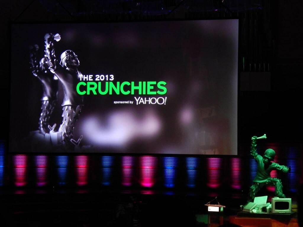 At the Crunchies - zu den Siegern http://www.christian-drastil.com/2014/02/11/bitcoin_whatsapp_upworthy_und_der_big_winner_kickstarter_siegen_bei_den_crunchies_von_techcrunch, © Elisabeth Oberndorfer (11.02.2014)