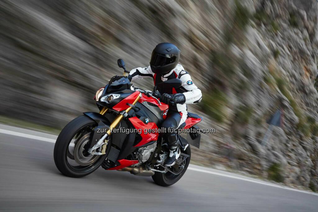BMW Motorrad startet mit einem starken Absatz in das neue Jahr. Absatzsteigerung von 12,9% gegenüber Vorjahr. (C) BMW, © Aussendung (11.02.2014)