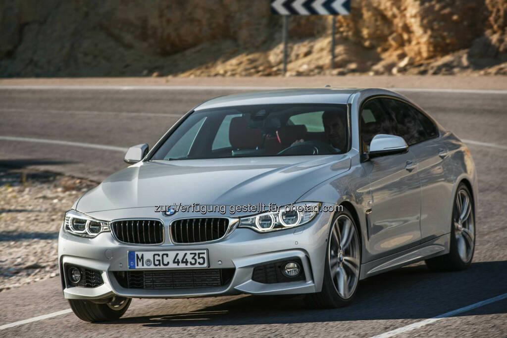 Die BMW Group hat nach dem Absatzrekord im vergangenen Jahr auch im Januar 2014 eine neue Bestmarke bei den Auslieferungen in diesem Monat erzielt. , © Aussendung (11.02.2014)