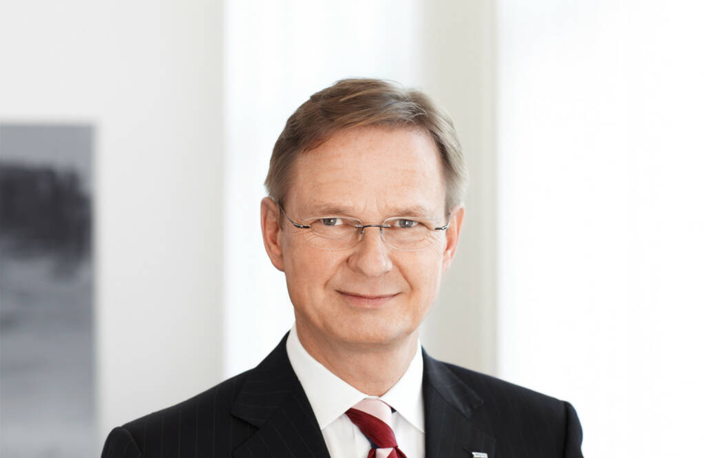 Axel C. Heitmann, Vorstandsvorsitzender der Lanxess AG., © Lanxess AG (Homepage) (11.02.2014)