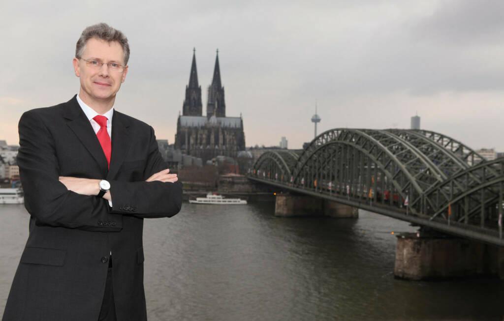 Rainier van Roessel, Mitglied des Vorstandes der Lanxess AG, © Lanxess AG (Homepage) (11.02.2014)