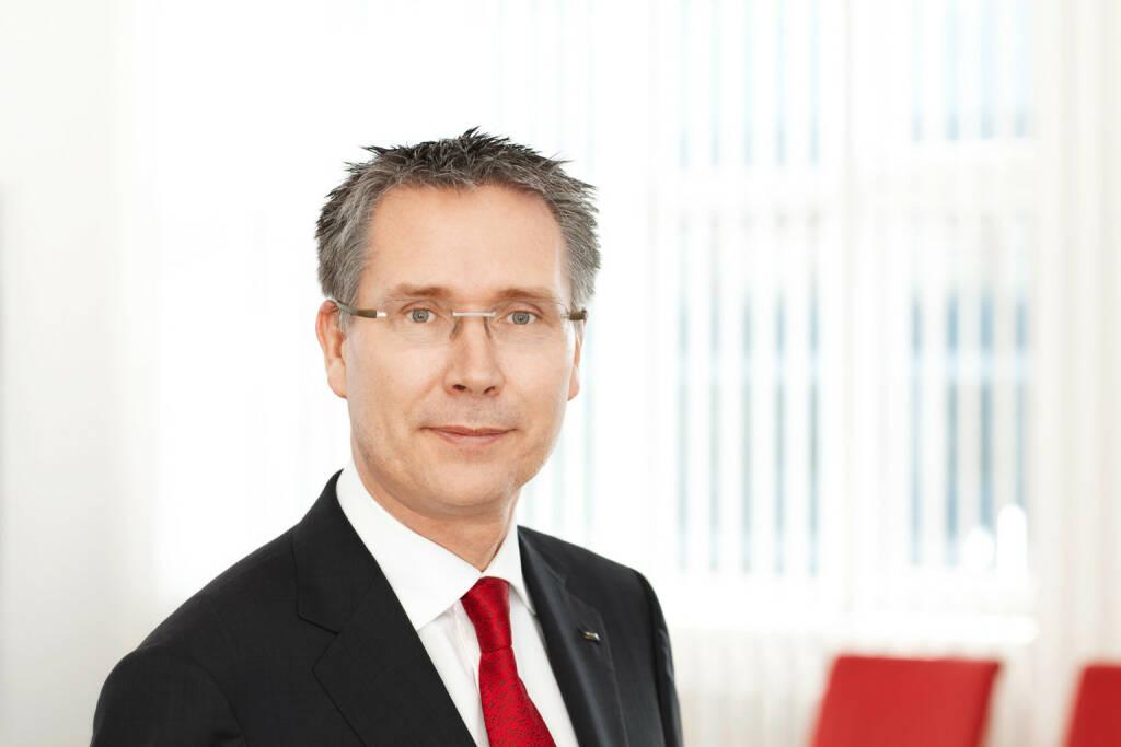 Werner Breuers, Mitglied des Vorstandes der Lanxess AG, © Lanxess AG (Homepage) (11.02.2014)