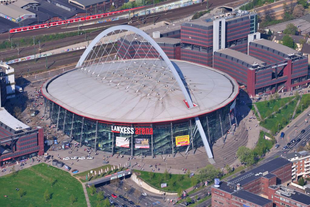 Lanxess Arena , © Lanxess AG (Homepage) (11.02.2014)