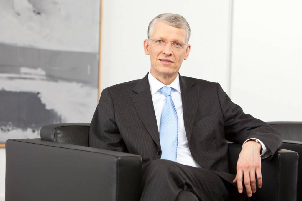 Bernhard Düttmann, Finanzvorstand der Lanxess AG, © Lanxess AG (Homepage) (11.02.2014)