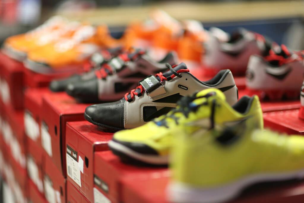 Reebok Schuhe im Verkauf, © adidas group (Homepage) (12.02.2014)