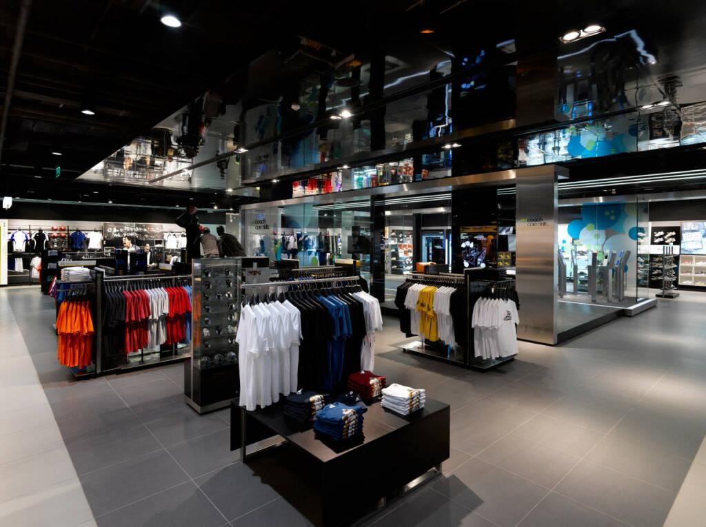 adidas Brand Center in Peking, China, © adidas group (Homepage) (12.02.2014)