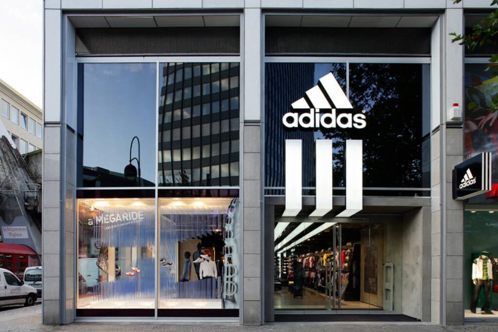 adidas Sport Performance Store in Berlin, © adidas group (Homepage) (12.02.2014)