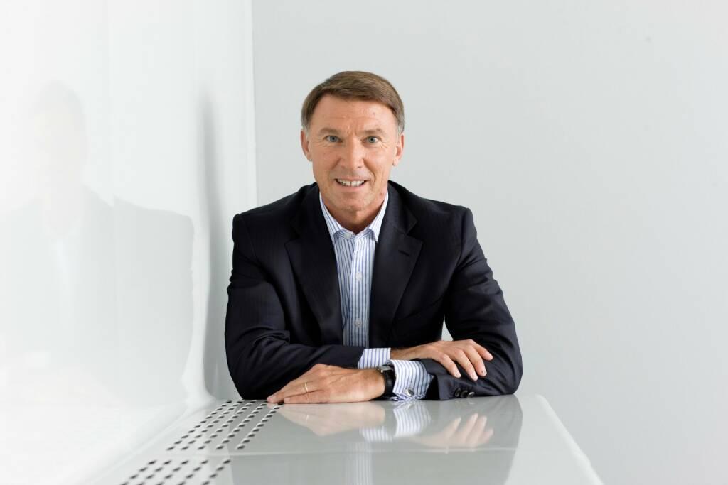 Robin J. Stalker, Vorstandsmitglied, adidas , © adidas group (Homepage) (12.02.2014)