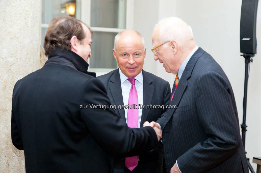 Handshake (Bild: Foto Weinwurm) (12.02.2014)