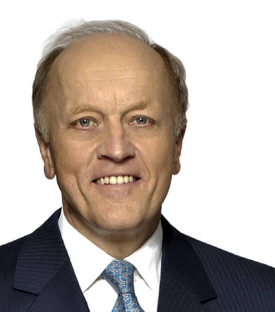 Wilhelm Hörmanseder, Vorstand Mayr-Melnhof (13. Februar), finanzmarktfoto.at wünscht alles Gute , © entweder mit freundlicher Genehmigung der Geburtstagskinder von Facebook oder von den jeweils offiziellen Websites  (13.02.2014)
