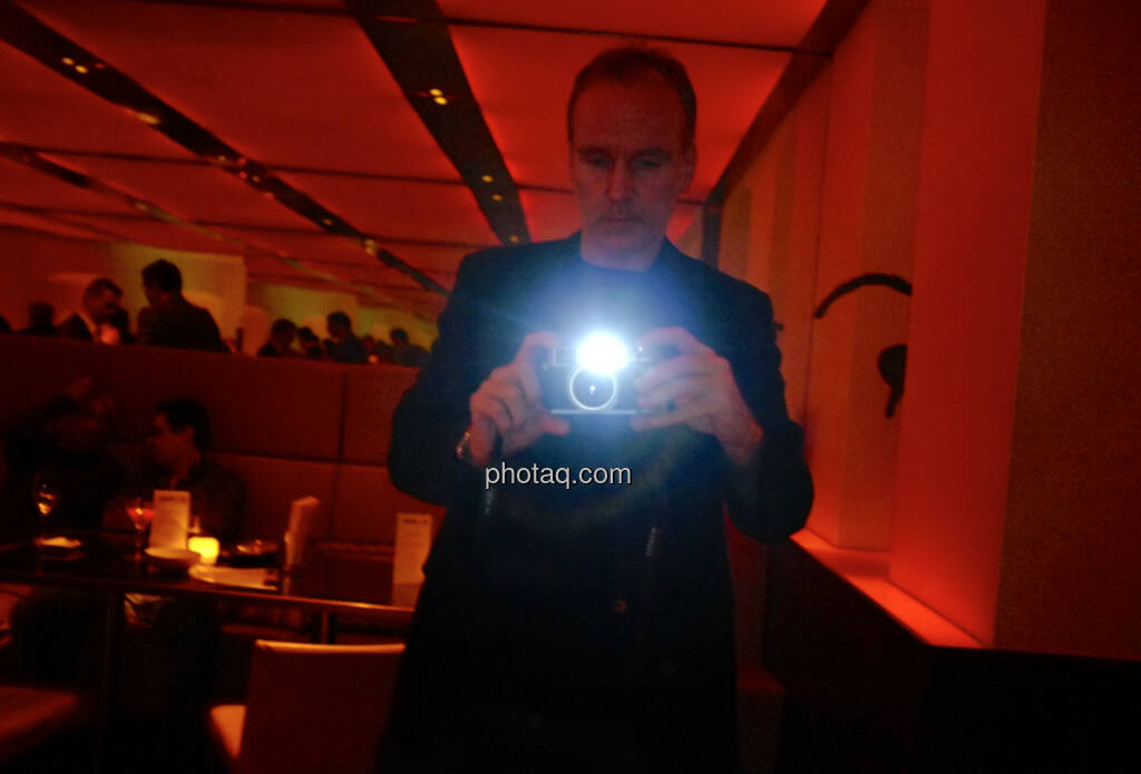 GEP-Abschied aus der Bar Italia, Selfie (13.02.2014)