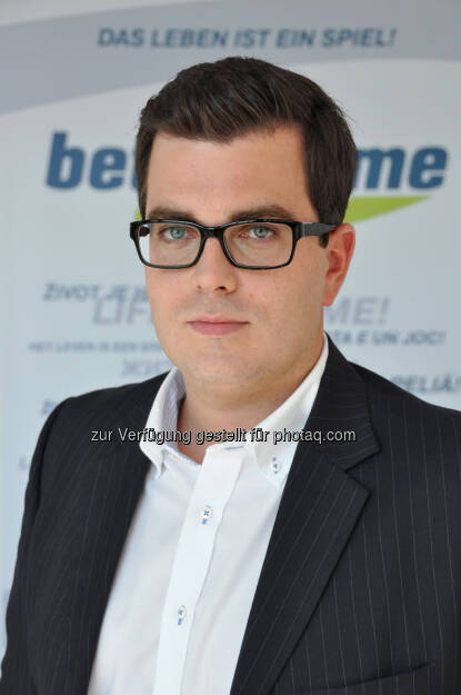 Klaus Fahrnberger, Investor Relations Officer bet-at-home.com http://boerse-social.com/launch/aktie/bet_at_home, © die jeweiligen Unternehmen (13.02.2014)