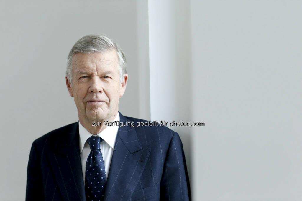 Jens Ehrhardt ist vom Finanzenverlag zum Vermögensverwalter des Jahres 2014 gekürt worden , © Aussendung (13.02.2014)