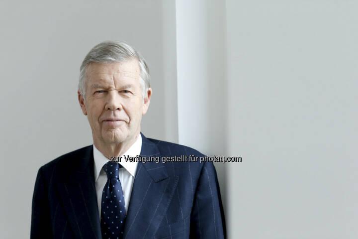 Jens Ehrhardt ist vom Finanzenverlag zum Vermögensverwalter des Jahres 2014 gekürt worden