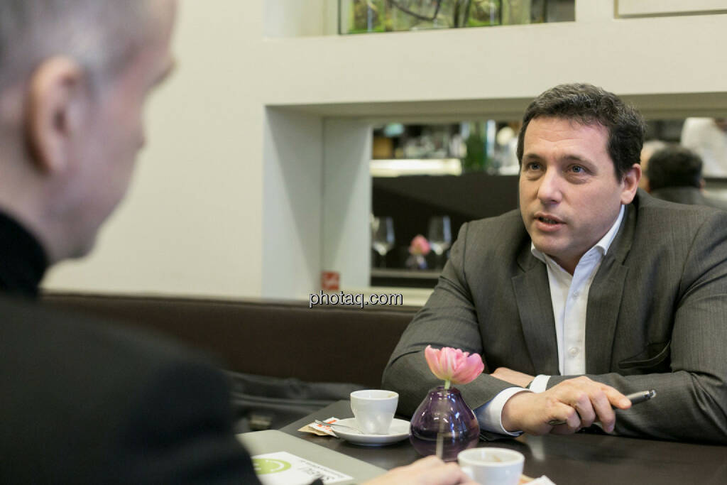 Christian Drastil, Rene Berger, &copy; finanzmarktfoto.at/Martina Draper in <a href=
