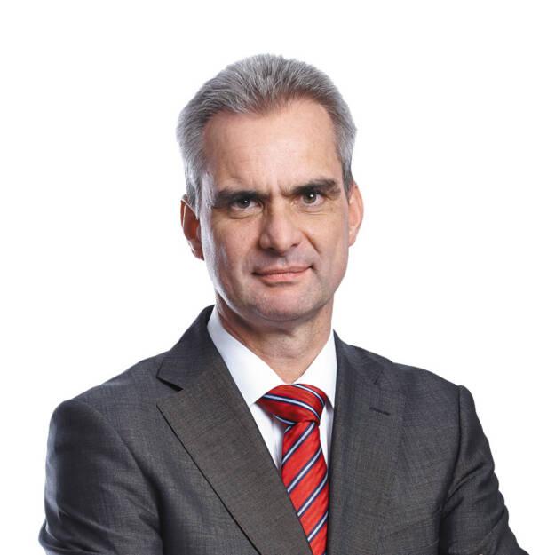 Karsten Lork, Vorstandsmitglied Klöckner & Co SE, © Klöckner & Co (Homepage) (13.02.2014)
