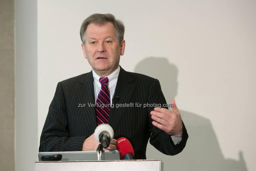Eduard Zehetner, CEO Immofinanz, © Martina Draper für Immofinanz (13.02.2014)