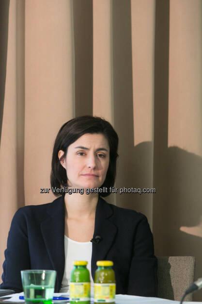 Birgit Noggler, CFO Immofinanz, © Martina Draper für Immofinanz (13.02.2014)