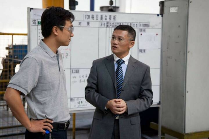 Die Produktion bei der neuen voestalpine Profilform China in Suzhou läuft im März 2014 an. Erfahren Sie mehr: http://bit.ly/1m7Y8mu