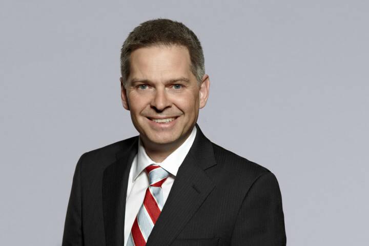 Pieter Haas, Mitglied des Vorstands der Metro AG