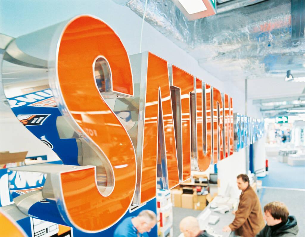 Servicetheke bei Saturn, Metro Group, © Metro AG (Homepage) (15.02.2014)