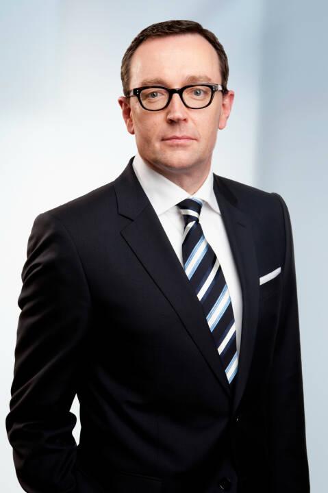 Mark Frese, Finanzvorstand Metro AG