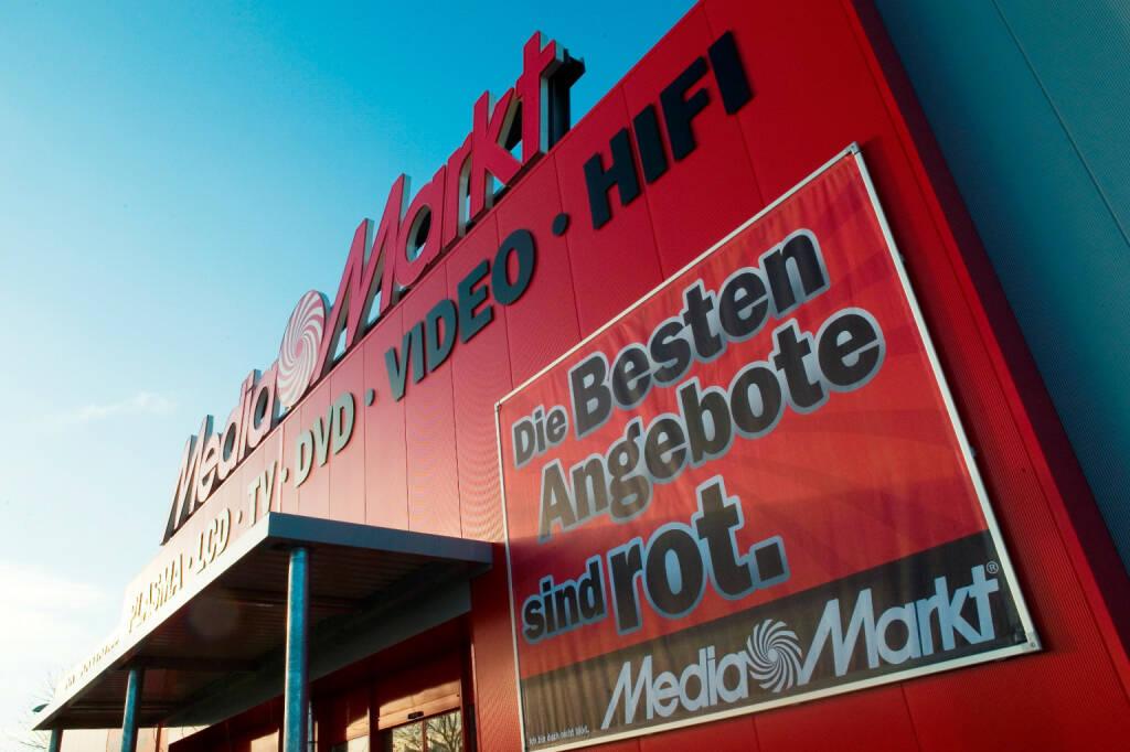 Media Markt in Henstedt-Ulzburg, Metro Group, © Metro AG (Homepage) (15.02.2014)