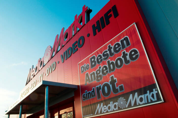 Media Markt in Henstedt-Ulzburg, Metro Group