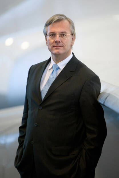 Christoph Franz, Vorsitzender des Vorstands der Deutschen Lufthansa AG, © Lufthansa AG (Homepage) (17.02.2014)