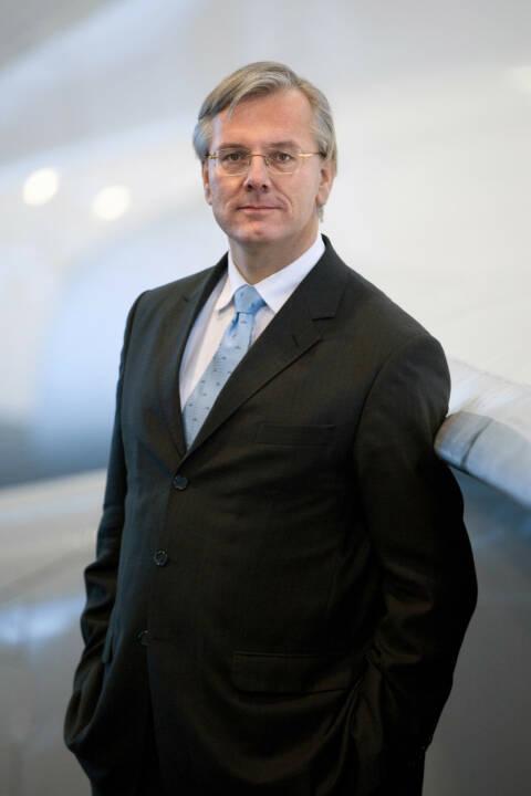 Christoph Franz, Vorsitzender des Vorstands der Deutschen Lufthansa AG