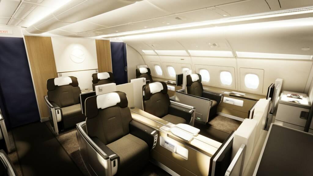 Lufthansa First Class Cabin 2010, A380 , © Lufthansa AG (Homepage) (17.02.2014)