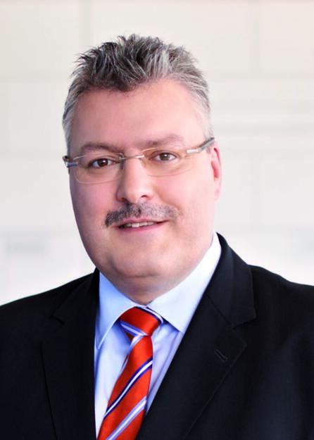 Michael Mertin, CEO Jenoptik AG, © Jenoptik AG (Homepage) (17.02.2014)