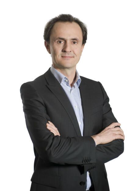 Bernhard Albrecht, CEO SevenVentures Austria - SevenVentures Austria erwirbt 40 Prozent der Angebots-Vergleichs-Plattform marktguru.at (Bild: Jacqueline Godany) (17.02.2014)