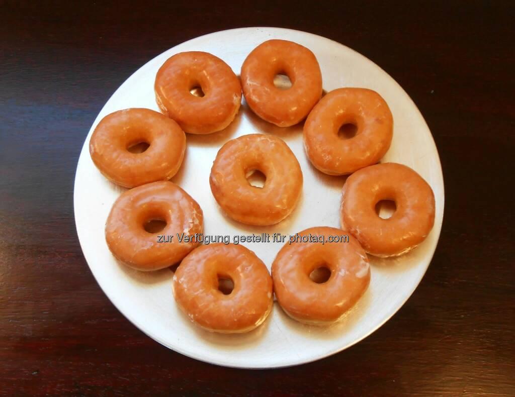 Donut Daisy (2013) , © Dietmar Scherf (17.02.2014)