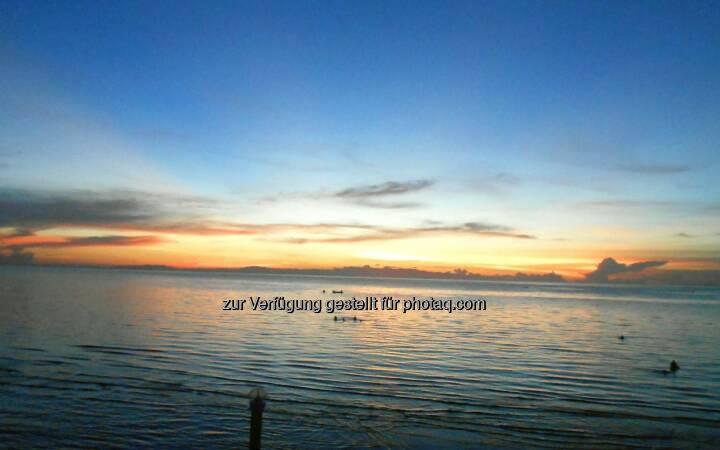 Ocean Sunset (2013)