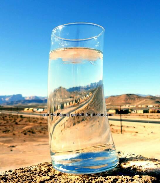 Aqua (Reflections), Wasser (2013) , © Dietmar Scherf (17.02.2014)