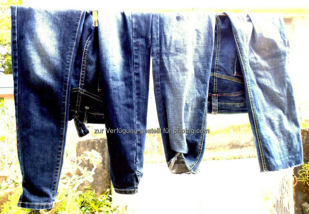 Jeans (2014) , © Dietmar Scherf (17.02.2014)