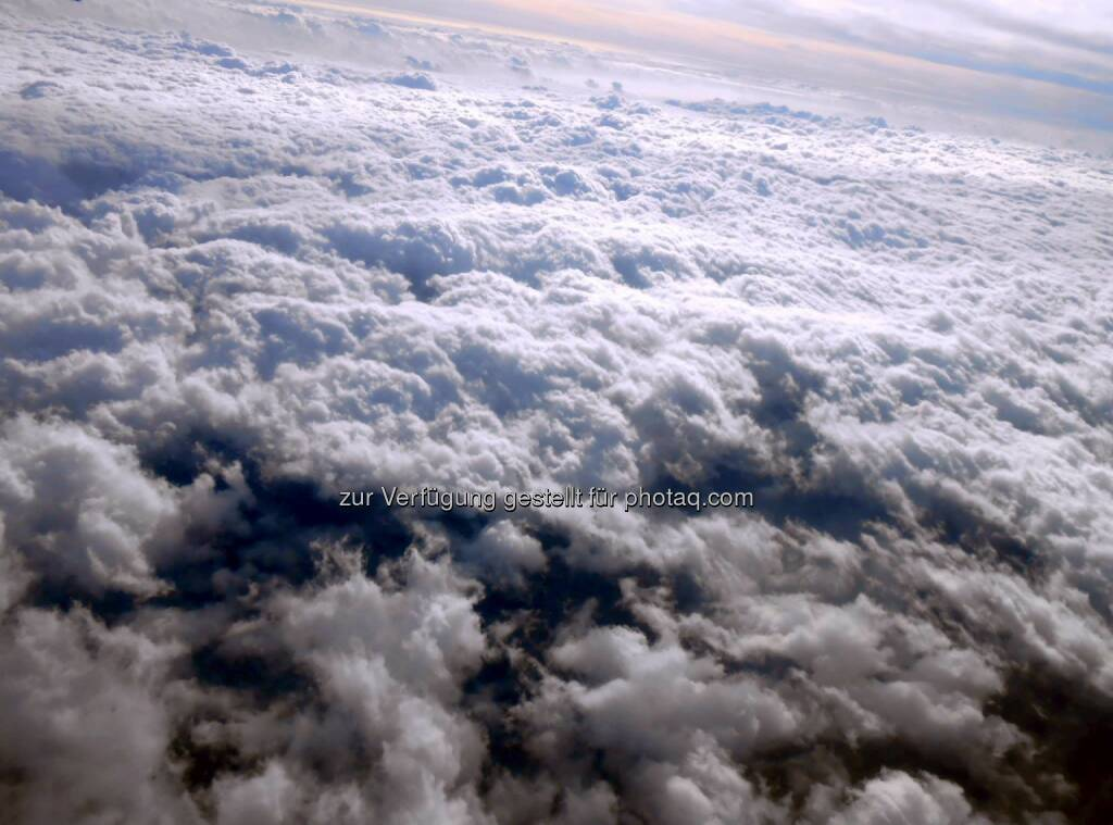 Above the Clouds, Wolken (2014), © Dietmar Scherf (17.02.2014)