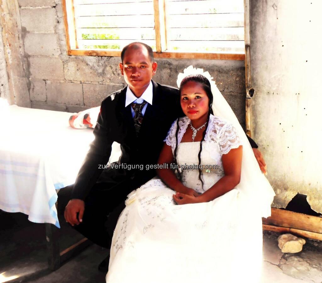 The Couple, Hochzeit (2014), © Dietmar Scherf (17.02.2014)