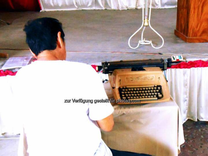 The Writer, Autor (2014)