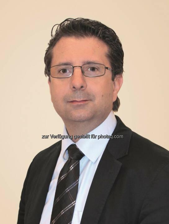 Günter Hammerschmid übernimmt mit 1. März 2014 die Leitung der Abteilung Commercial Operations in Österreich und berichtet direkt an Christian Berger, Country Manager Österreich. (Bild: Coface)
