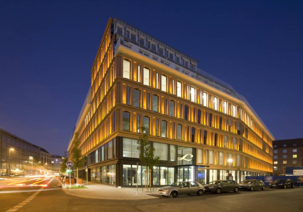 Unternehmenszentrale, München, Linde AG, © Linde AG (Homepage) (18.02.2014)