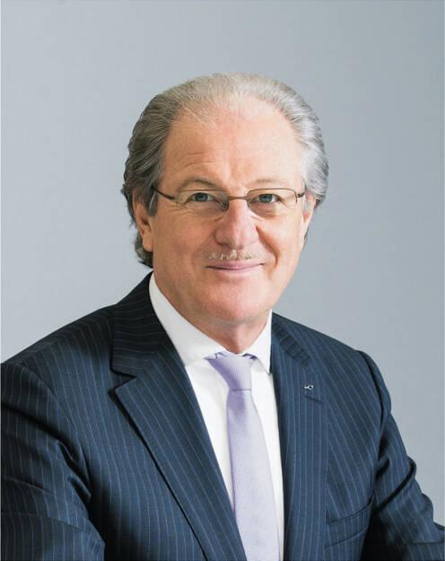 Wolfgang Reitzle, Vorsitzender des Vorstands, Linde AG, © Linde AG (Homepage) (18.02.2014)