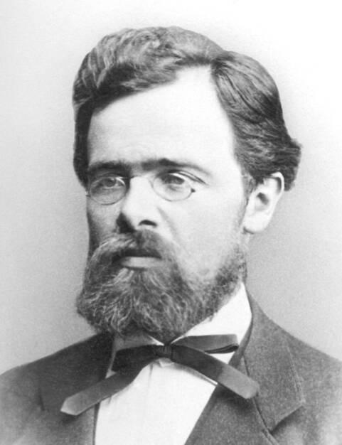 Carl von Linde (1868), © Linde AG (Homepage) (18.02.2014)