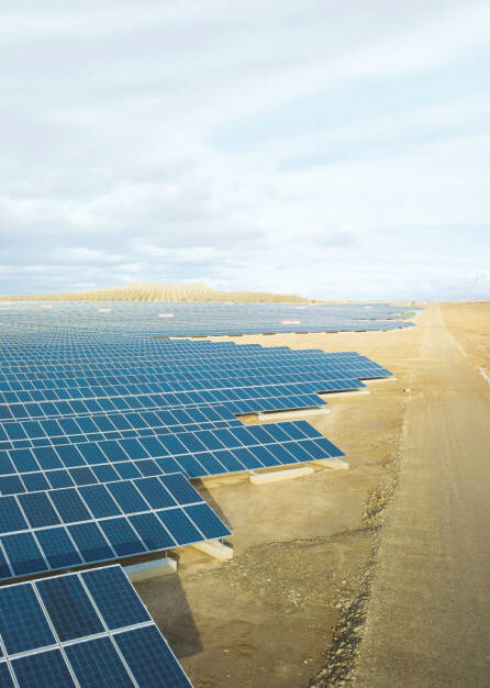 Solarzellen, Linde AG, © Linde AG (Homepage) (18.02.2014)